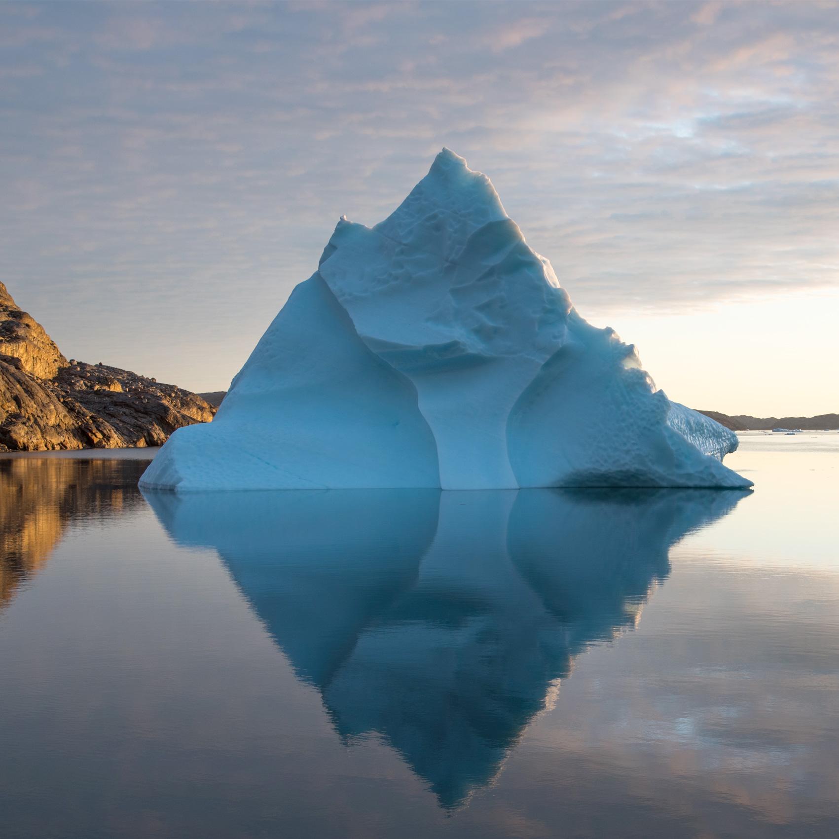 Iceberg a Uummannaq