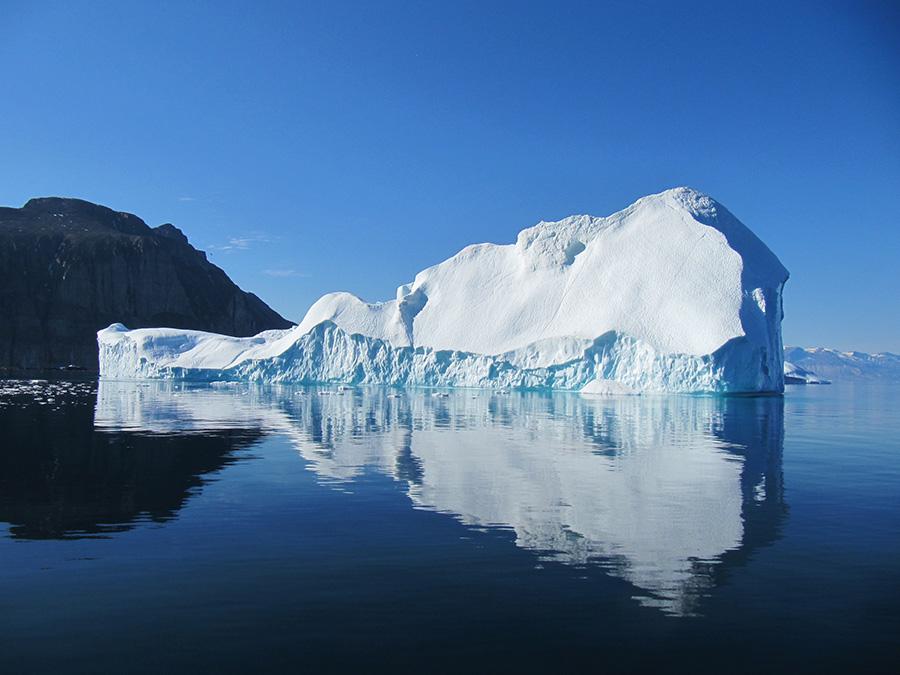 Magnifique icebergs