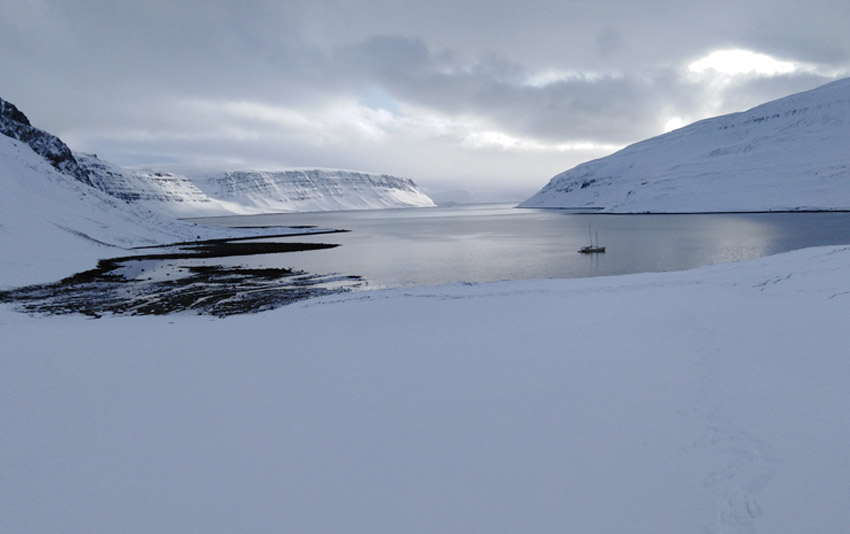 Islande Au bout des glaciers