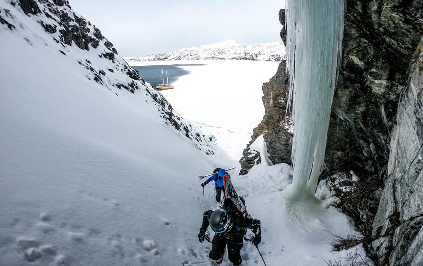 aventure ski