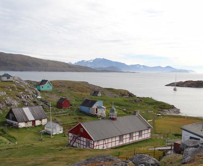 Programme Sud Groenland - Alluitsoq
